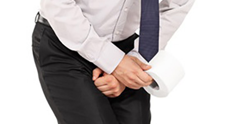 One in ten men suffer from the consequences of pelvic floor muscle weakness and dysfunction.